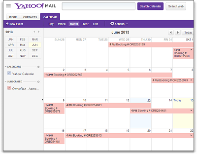 ical yahoo finished