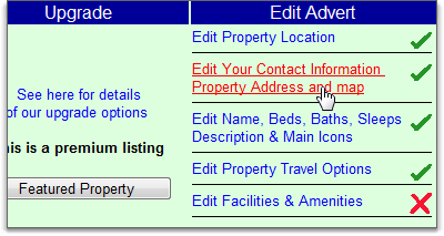 VacationRentalPeople.com properties dashboard page